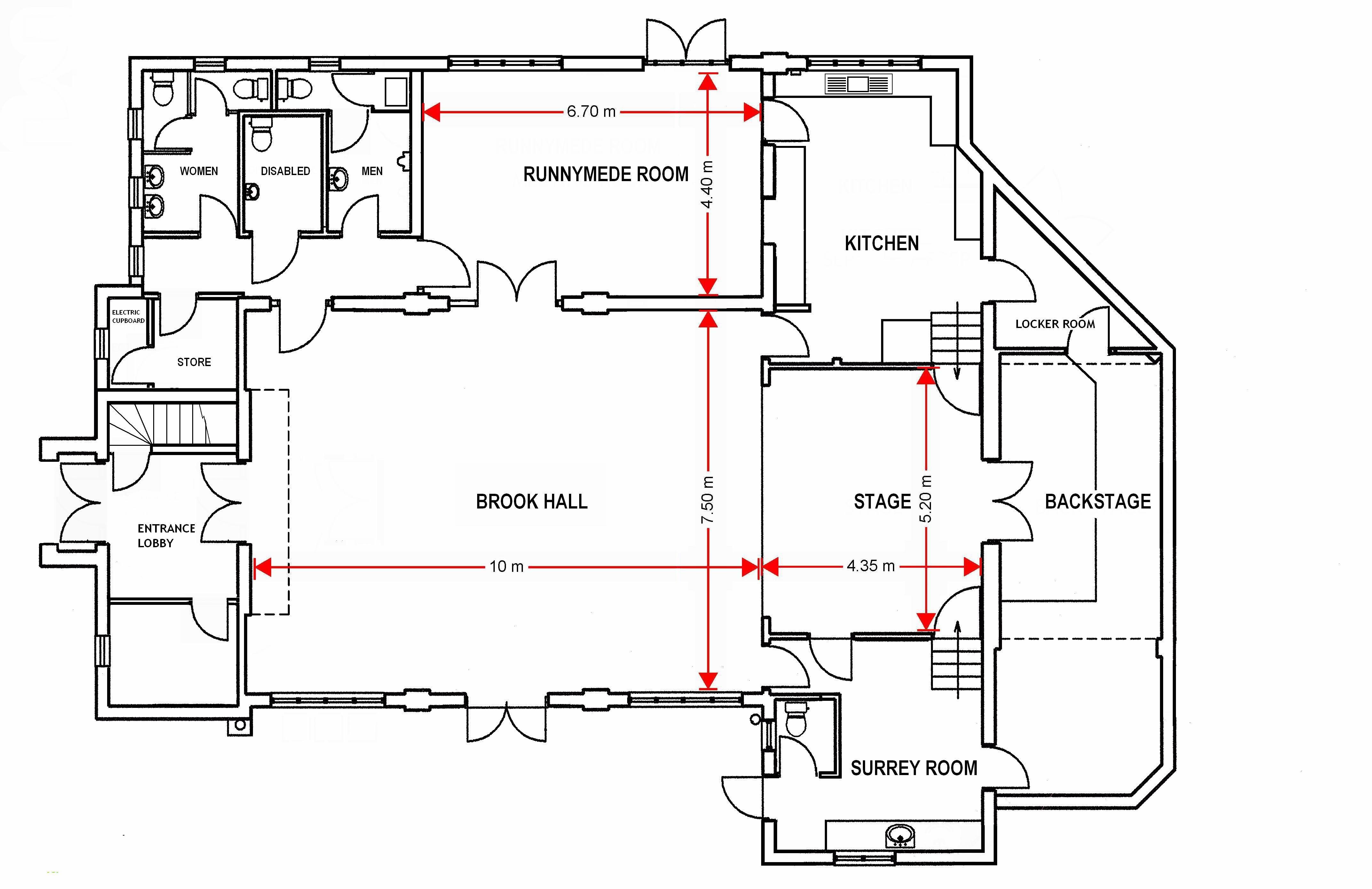 Locker Room Floor Plan Dimensions Locker room floor plan showing
